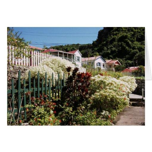 Cottage Garden Card