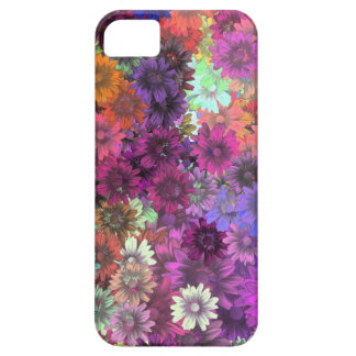 Cottage garden floral pattern barely there iPhone 5 case