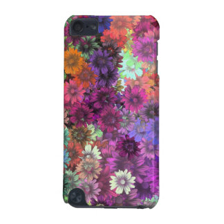 Cottage garden floral pattern iPod touch 5G cases