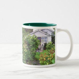 Cottage Garden Two-Tone Mug