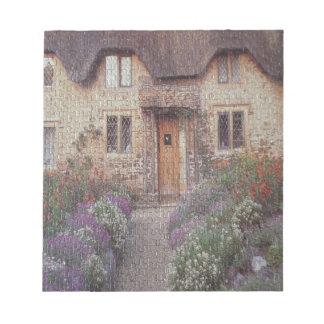 Cottage Garden Memo Note Pads