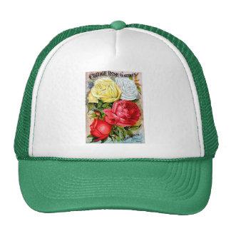 Cottage Rose Garden Cap