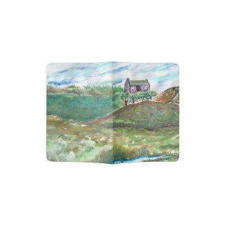 Cottage View Passport Holder