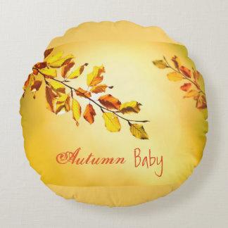 Cotton Baby Autumn Baby Born in September Pillow