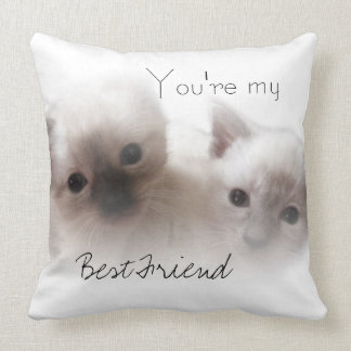 Cotton Baby Friends Forever Nursery Accent Pillow