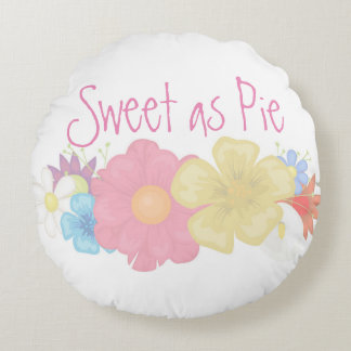 Cotton Baby Sweet As Pie Accent Throw Pillow Decor