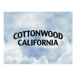Cottonwood California Postcard