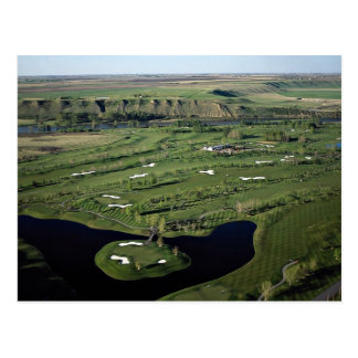 Cottonwood Golf and Country Club, Alberta, Canada Postcard