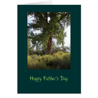 Cottonwood Summer Father's Day Card