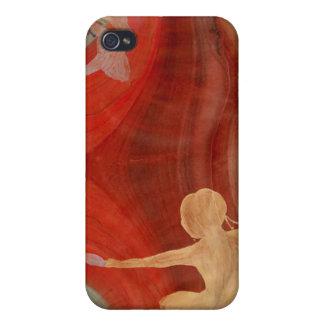 Couleur D'une Danse De Ballet 3 iPhone 4 Case