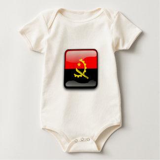 Couleurs de l'Angola Baby Bodysuit
