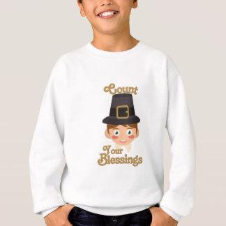 Count Blessings Sweatshirt