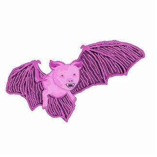 Count Pigula Bat Photo Sculpture Decoration