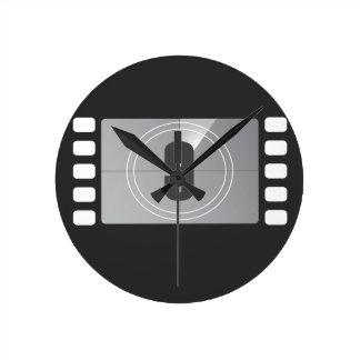 Countdown 9 Wall Clock