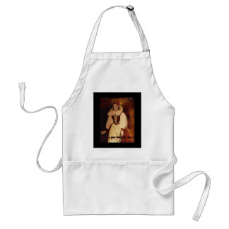 Countess Elizabeth Bathory-Give me your tired.... Adult Apron