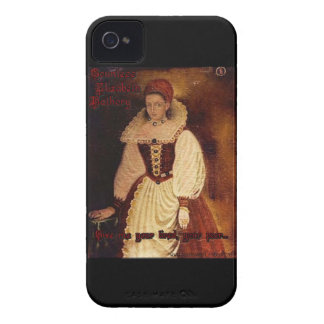 Countess Elizabeth Bathory-Give me your tired.... iPhone 4 Case-Mate Case