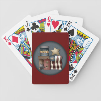 Country 1776 USA Playing Cards