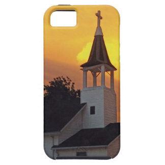 Country Church iPhone 5 Covers