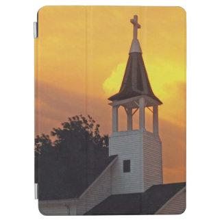 Country Church iPad Air Cover