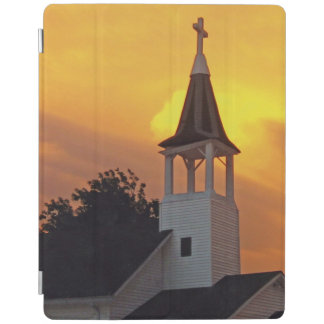 Country Church iPad Cover