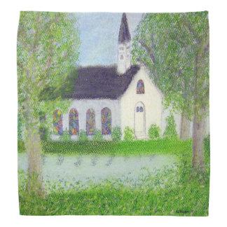 Country Church Head Kerchiefs