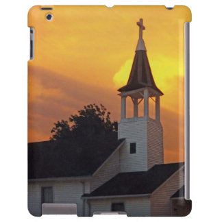 Country Church iPad Case