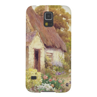 Country Cottage Galaxy S5 Cases