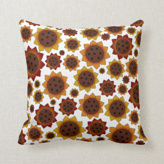 Country Decor Floral Pillow Throw Cushions