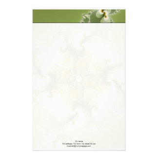 Country Fayre - Fractal Art Stationery