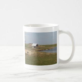 Country Fishing Hole Coffee Mug