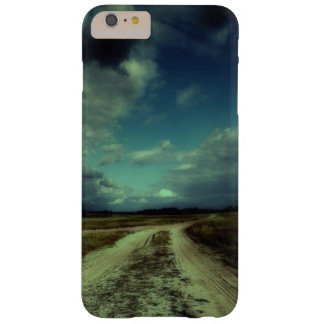 Country road leading to the church barely there iPhone 6 plus case