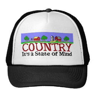 Country State of Mind Cap