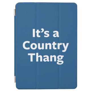 Country Thang iPad Air Cover