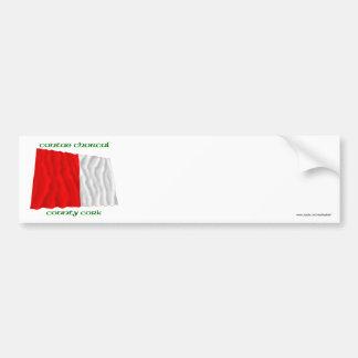 County Cork Colours Bumper Stickers