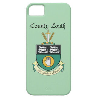 County Louth iPhone SE/5/5S Barely There Case