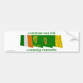 County Meath Flags Bumper Stickers