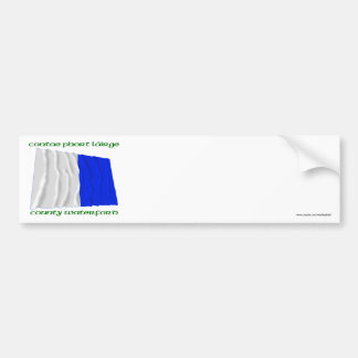 County Waterford Colours Bumper Sticker
