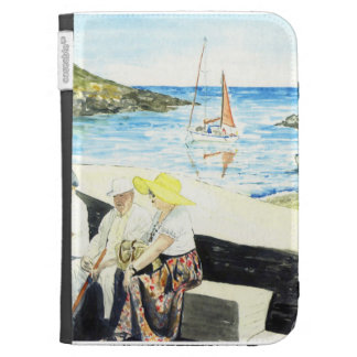 Couples Kindle Case