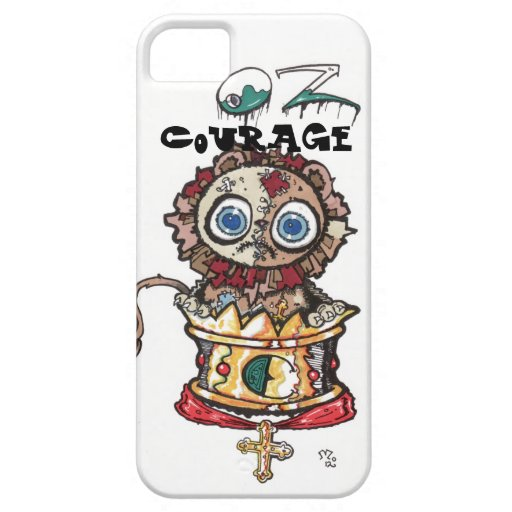Courage iPhone 5 Covers