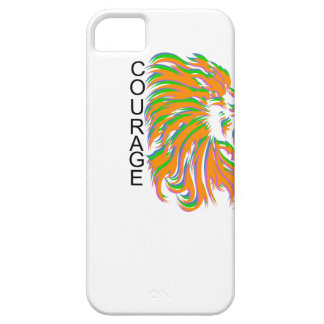Courage iPhone 5/5S Cover