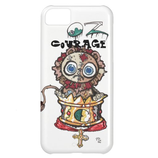 Courage Case For iPhone 5C