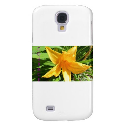 Courage Samsung Galaxy S4 Covers