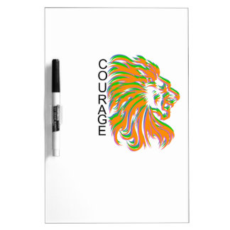 Courage Dry-Erase Boards