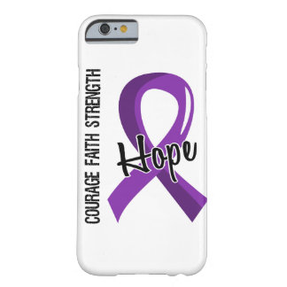 Courage Faith Hope 5 Pancreatic Cancer Barely There iPhone 6 Case