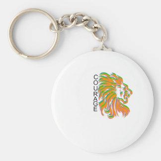 Courage Keychains