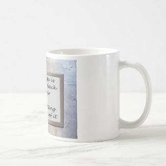 Courage Basic White Mug