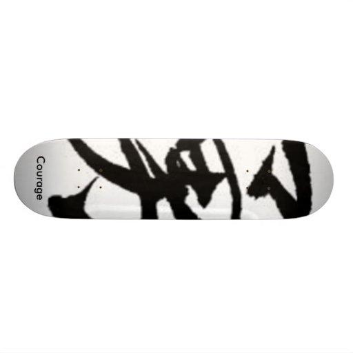Courage Skateboards