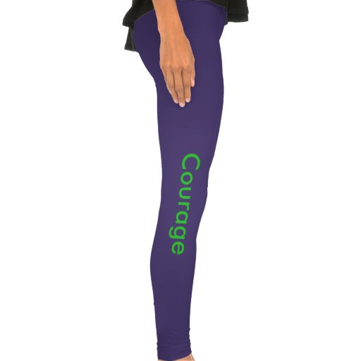 Courage & Strength Legging Tights