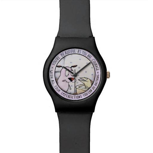 courage wristwatches