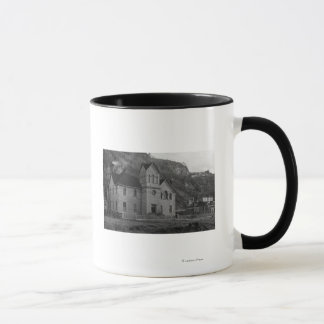 Court House in Skagway, Alaska Photograph Mug